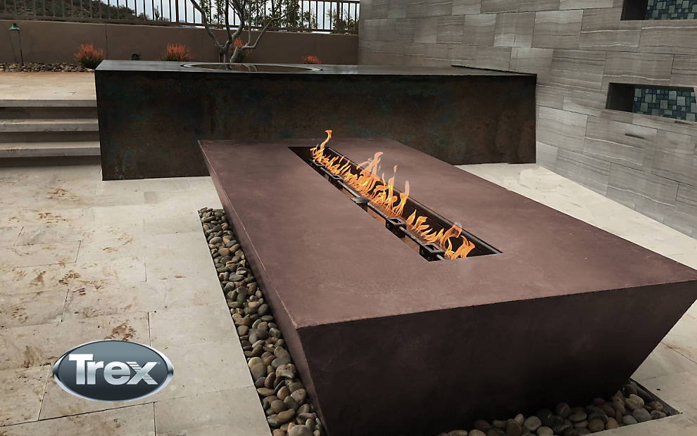 Calgary Fire Pit