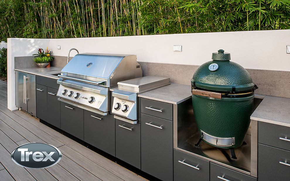 Calgary Outdoor Kitchen